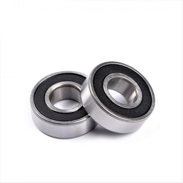 Deep Groove Ball Bearing 6204DDU NSK bearing #1 image